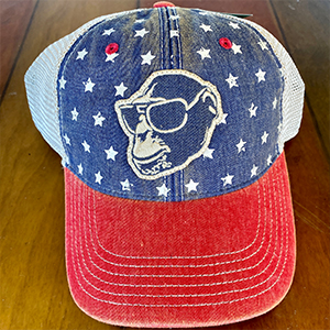 Bad Monkey Hockey Hat