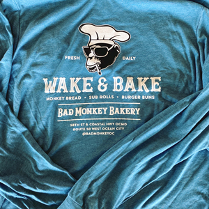 Wake and Bake Long Sleeve Tee